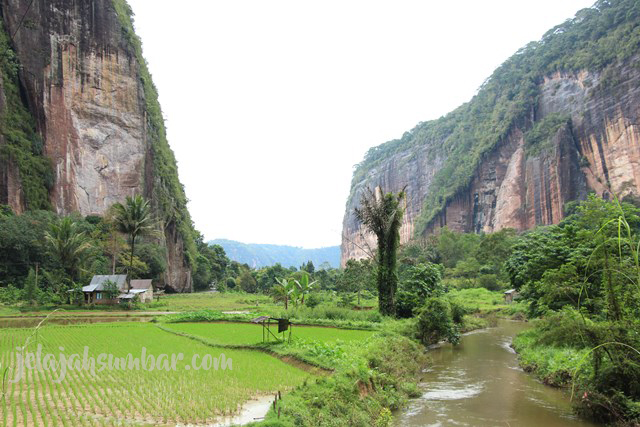 Lembah Harau Sumatera Barat