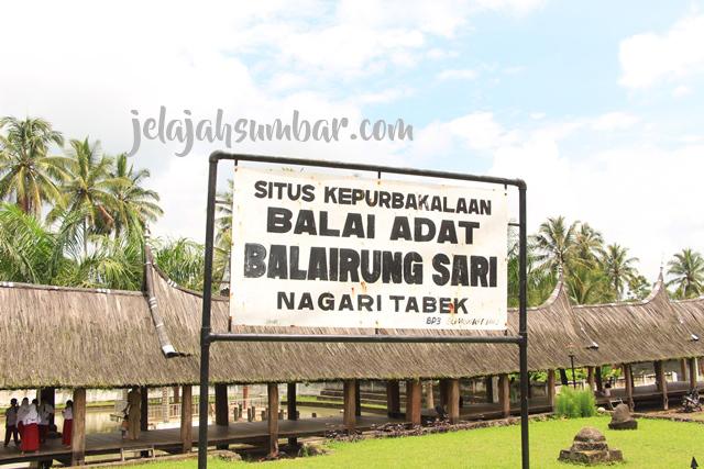 Balai Adat Balairung Sari