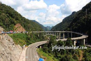 Paket Wisata Padang Jembatan kelok sembilan