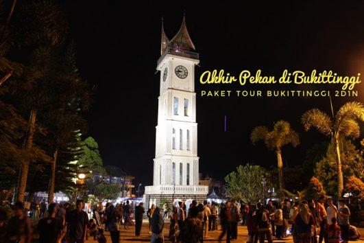 paket_tour_Padang_bukittingi