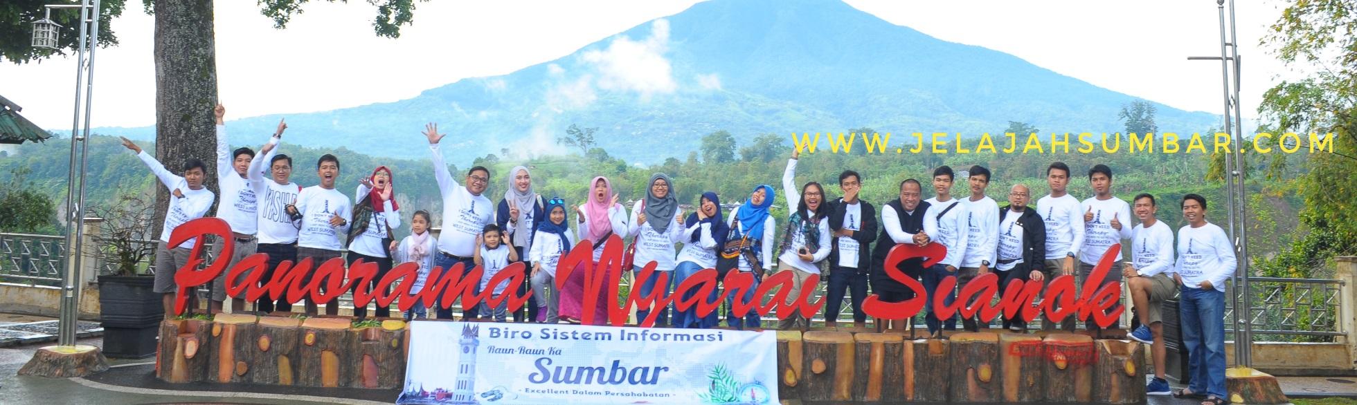 Paket Tour Padang Bukittinggi – Lembah Harau 2D1N C