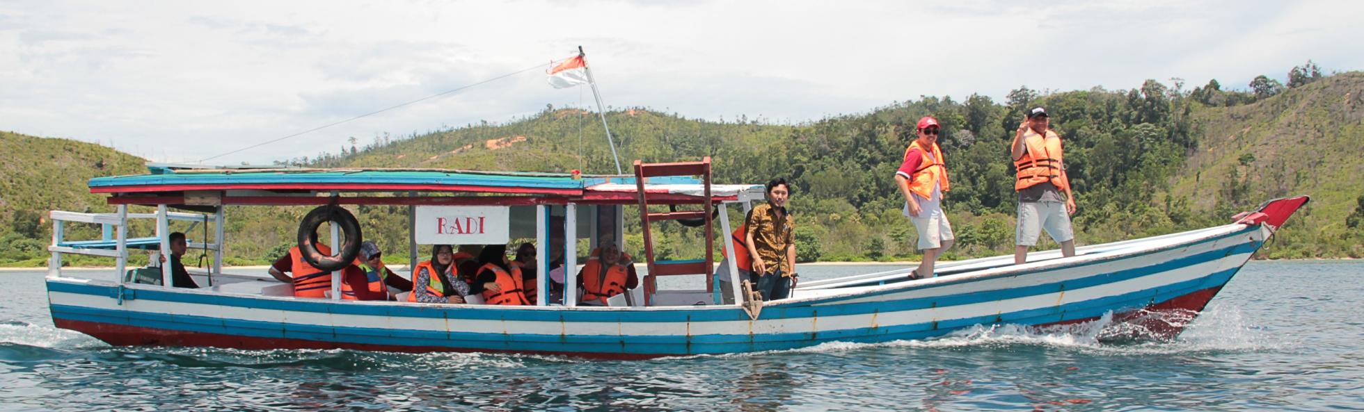 Paket Tour Wisata Mandeh – Padang City Tour 2D1N B