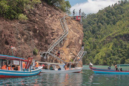 paket tour padang pulau mandeh 3d2n