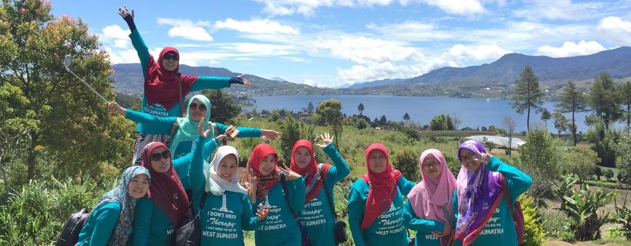 Paket Tour Danau Kembar – Singkarak –Maninjau – Bukittinggi 3D2N D