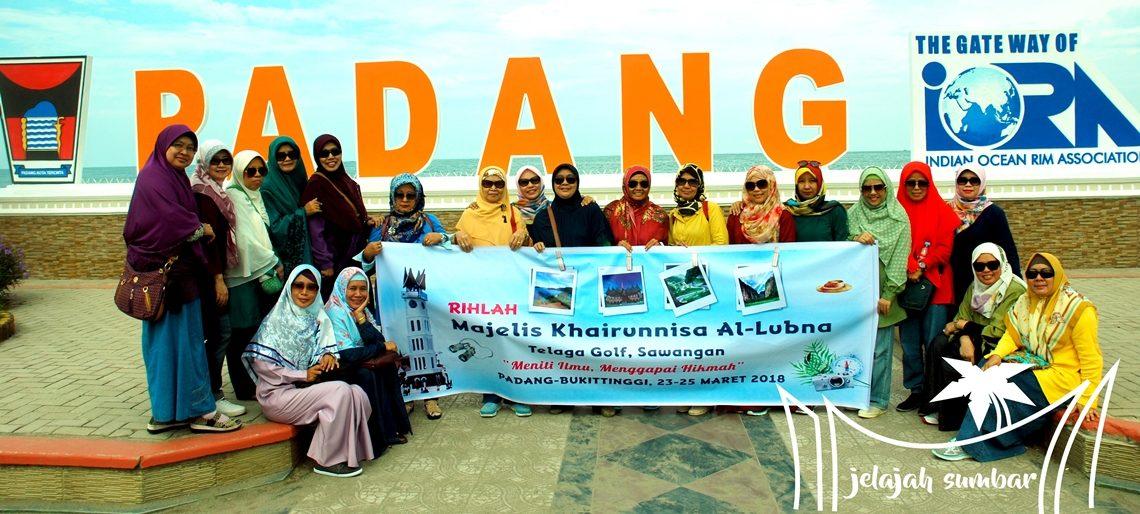 paket tour padang 4 hari menikmati sumatera barat