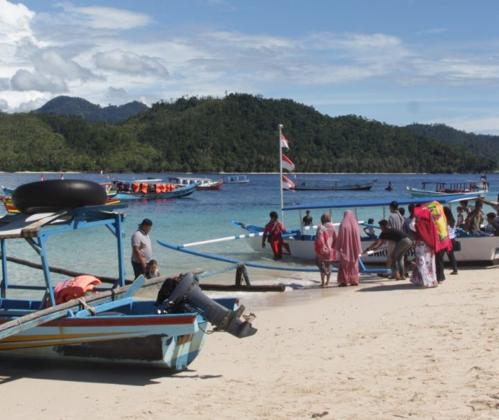 paket wisata pulau sirandah Padang