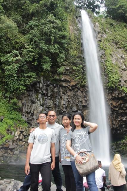 wisata air terjun lembah anai