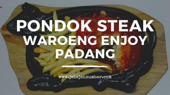 rekomendasi tempat makan steak di padang